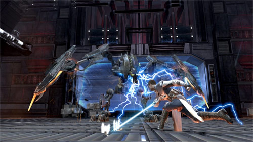 how to get gold in challenges force unleashed 2 combat