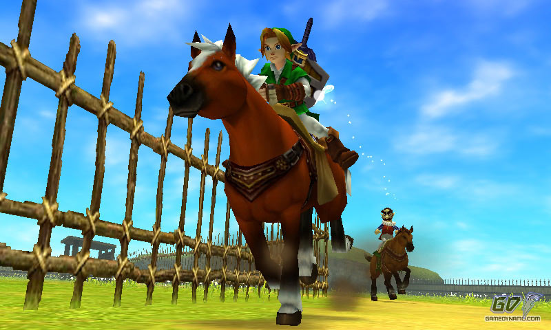 The Legend of Zelda: Ocarina of Time 3D review (Nintendo, 3DS)
