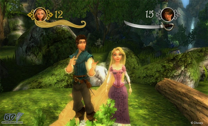 Disney's Tangled (2010) pc Download