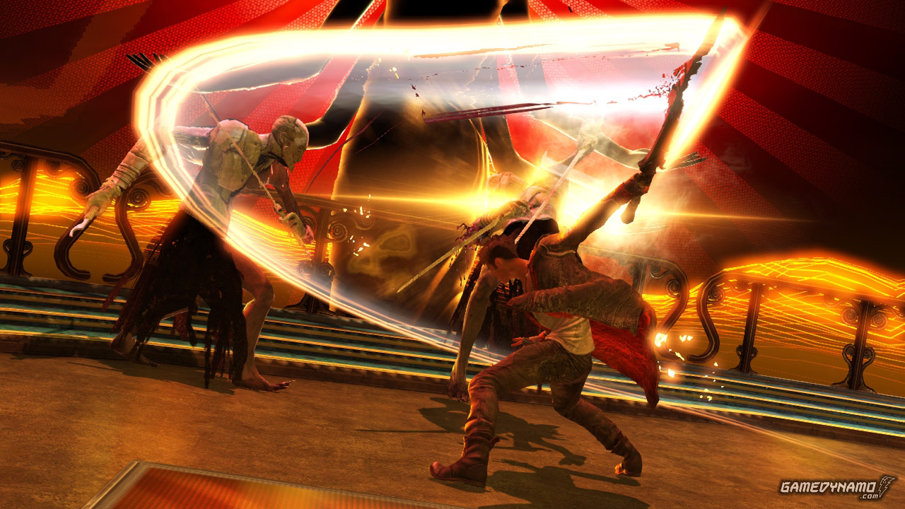 Bloody Palace Mode add-on coming free to DmC Devil May Cry
