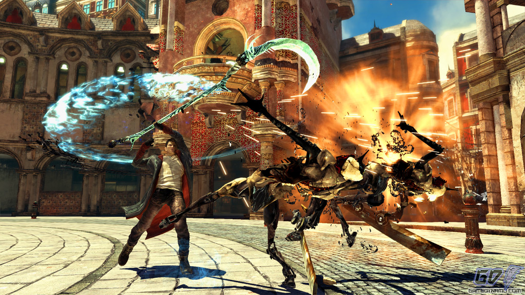 DMC (Devil May Cry) (PC, PS3, Xbox 360)