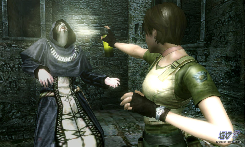 Resident Evil: The Mercenaries 3D (Nintendo 3DS) Review Screenshots