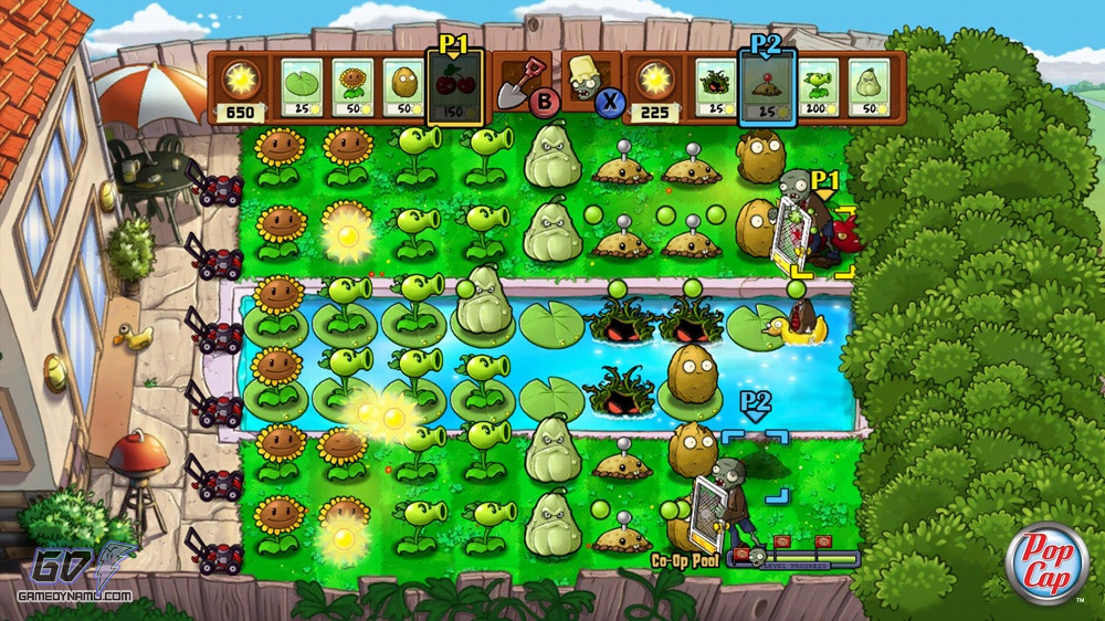 plants vs zombies 2 zombies. Plants vs. Zombies (Xbox 360)