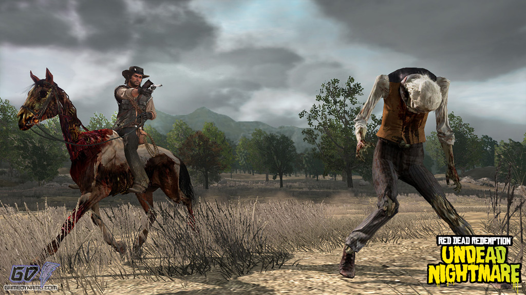 5 Games With Awesome and Exemplary Downloadable Content (DLC) - Red Dead Redemption: Undead Nightmare