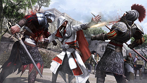 Best Action / Adventure - Assassin's Creed: Brotherhood (PC, PS3, Xbox 360)