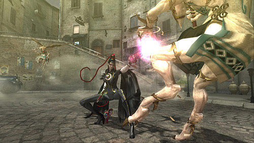 Best Action / Adventure - Bayonetta (PS3, Xbox 360)