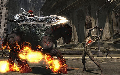 Best Action / Adventure - Darksiders (PC, PS3, Xbox 360)