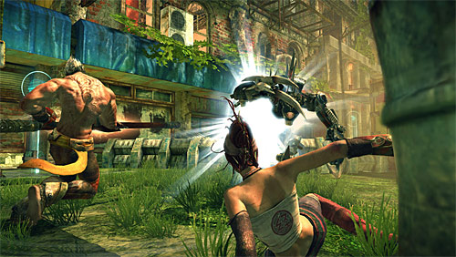 Best Action / Adventure - Enslaved: Odyssey to the West (PS3, Xbox 360)