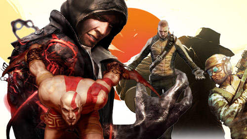 Best Gaming Deals - Prototype, inFAMOUS, God of War Collection, Red Steel 2