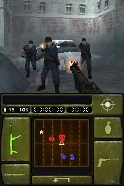 Call of Duty: Black Ops (Nintendo DS / DSi)