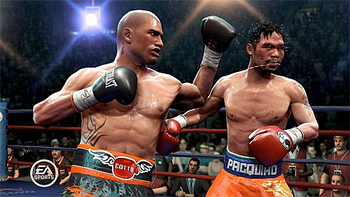 Best Games of 2011 - Fight Night Champion (PS3, Xbox 360)