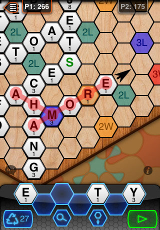 Hexalex (iOS - iPhone, iPod Touch, iPad)