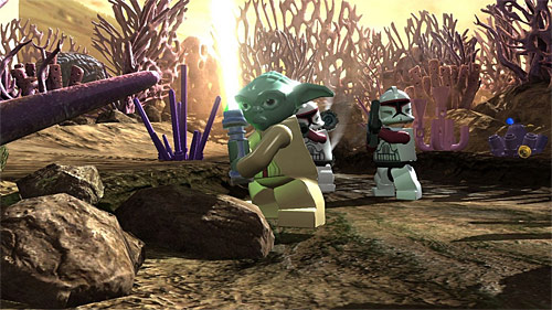 LEGO Star Wars III: The Clone Wars (PC, PS3, Xbox 360, DS, PSP)