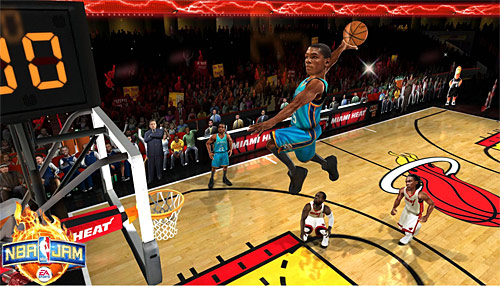 NBA Jam Review (PS3, Xbox 360)