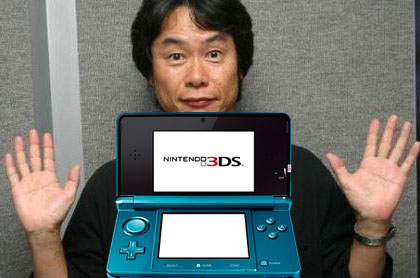 The Original Nintendo 3DS Didn't Have 3D Graphics or a Gyroscope