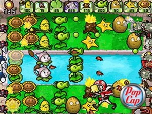 Plants vs. Zombies (Nintendo DS / DSi)