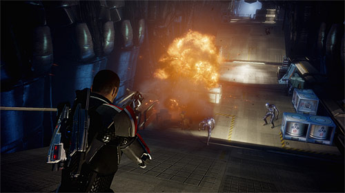 Mass Effect 2 (PC, Xbox 360 - PS3 in Jan. 2011)