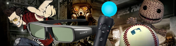 Upcoming PS3 Games with 3D and PS Move Support