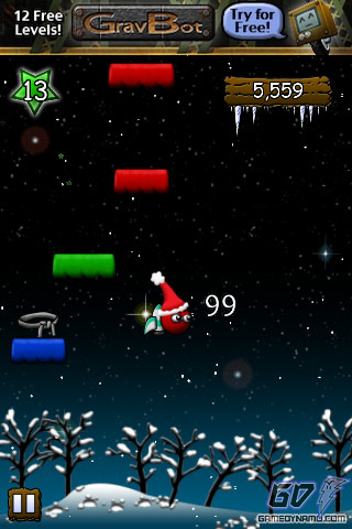 Bounce On Up (iPhone, iPod Touch, iPad - iOS)