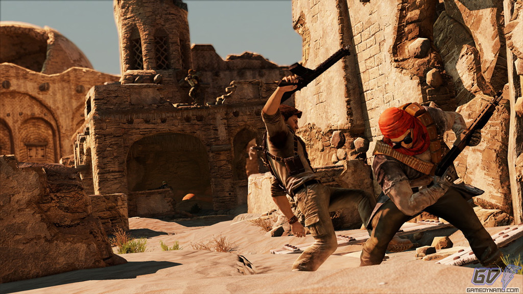 Game News: Uncharted 3 multiplayer live in U.S., gameplay ...