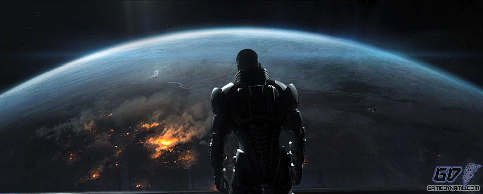 Twelve Awesome Apocalyptic Games To Play Before the World Ends - Mass Effect