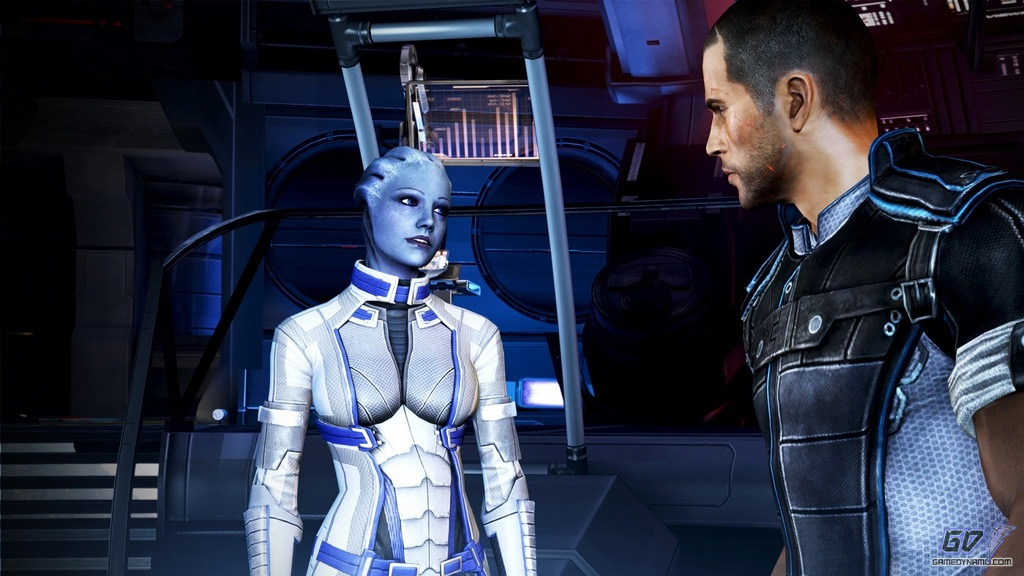 Mass Effect 3 (PC, PS3, Xbox 360) Review Screenshots