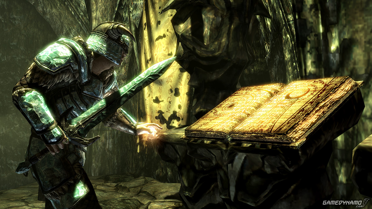 The Elder Scrolls V: Skyrim Dragonborn (Xbox 360, PS3, PC) Review Screenshots