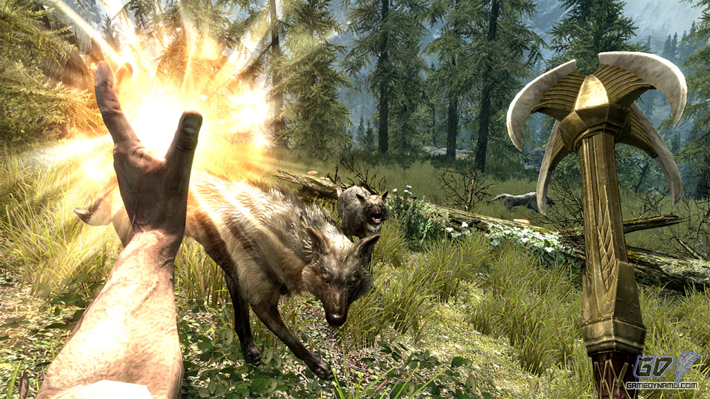 The Elder Scrolls V: Skyrim (PS3, Xbox 360) Review Screenshots