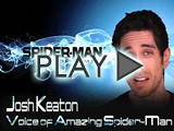Behind the Scenes with Josh Keaton
