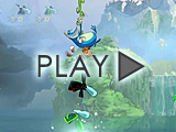 Making of Rayman Origins Trailer