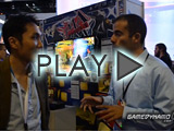 E3 2012 Booth Interview with Aram Jabbari -Video