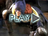 'Batgirl' Gameplay Trailer -Video