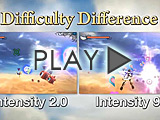 'Intensity' Difficulty Comparison Trailer -Video