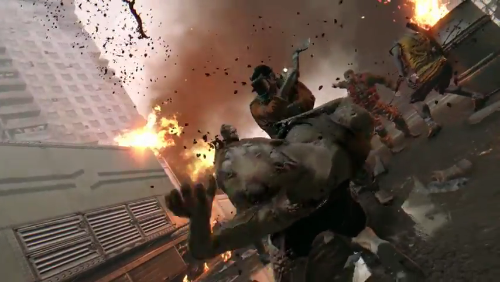 Gamescom 2014 Gameplay Trailer