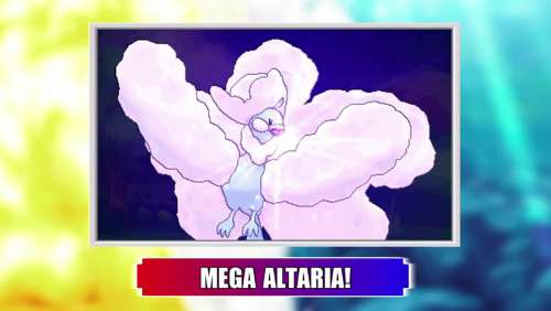 More Mega-Evolved Pokemon