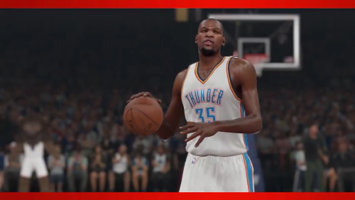 First Look at Kevin Durant
