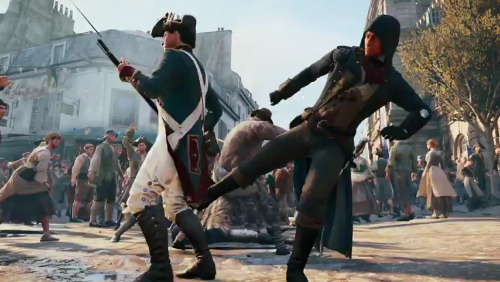 Revolution Gameplay Trailer