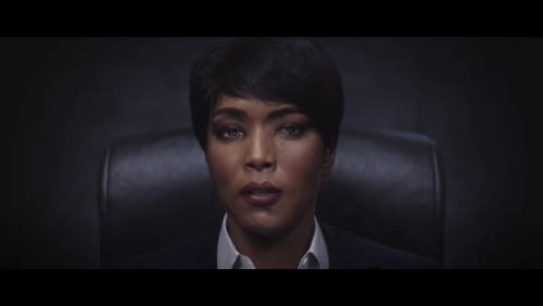 E3 2015 White Masks Reveal with Angela Bassett -Video