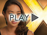 Behind the Scenes with Jamie Chung