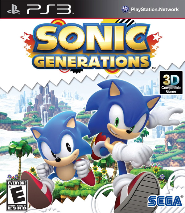 Sonic Games For Ps3 : Sonic generations playstation first impressions
