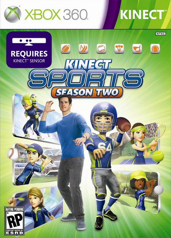 Kinect Sports Season Two Xbox 360 Review Gamedynamo