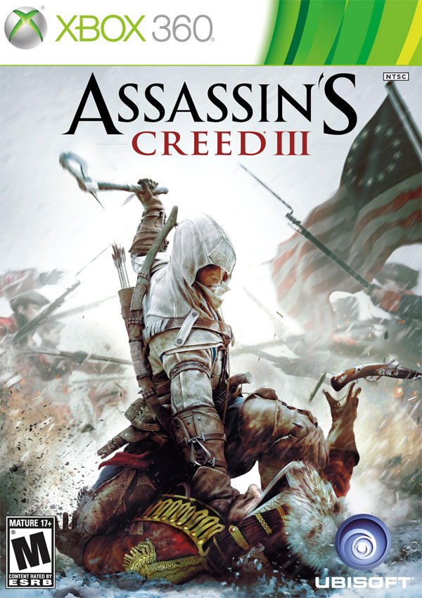 in's Creed III Maps - Feathers, Viewpoints, Fast Travel ... on