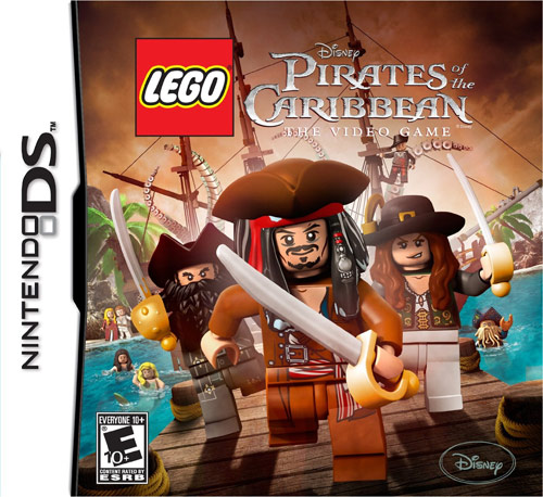 LEGO: Pirates of the Caribbean (Nintendo DS/DSi) Preview | GameDynamo