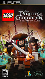 LEGO: Pirates of the Caribbean Box Art