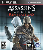 Assassin's Creed: Revelations Box Art