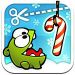 Cut the Rope: Holiday Gift Box Art
