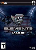Elements of War Box Art