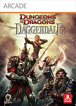 Dungeons & Dragons Daggerdale Box Art