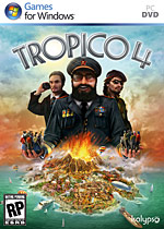 Tropico 4 Box Art