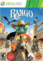 Rango: The Video Game Box Art